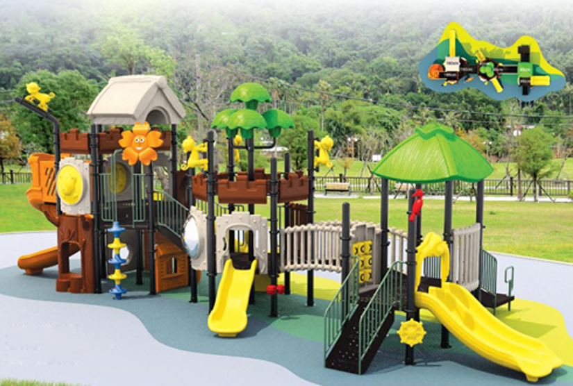 The gallery for --> Playground Design Concept
