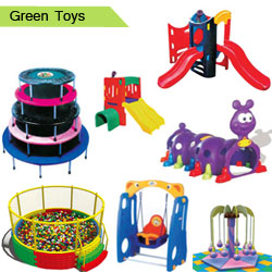 Green Toys for Kids