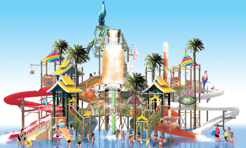 Water Parks Equipments