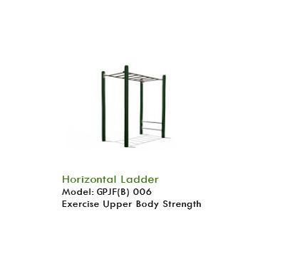 Horizontal Ladder Fitness Equipments